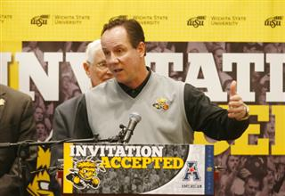 AAC Wichita State Basketball