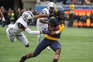 TCU West Virginia Football