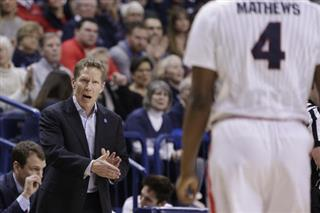 Mark Few, Jordan Mathews