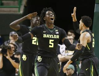 Texas Baylor Basketball