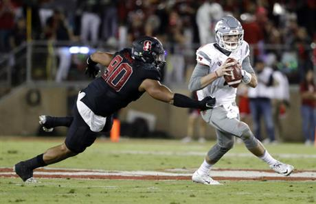 Luke Falk, Solomon Thomas