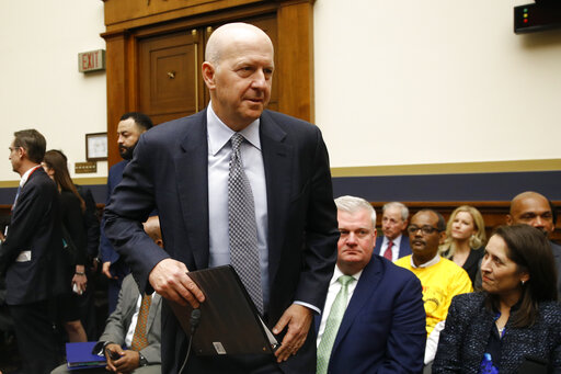 CEOs of big banks face off with House Democrats | AccessWDUN com