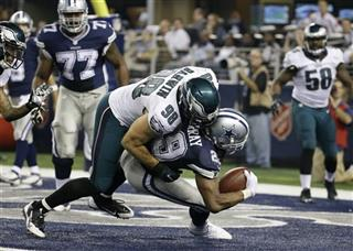 DeMarco Murray, Connor Barwin