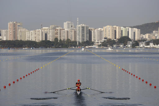 Rio Olympics Men's Rowing
