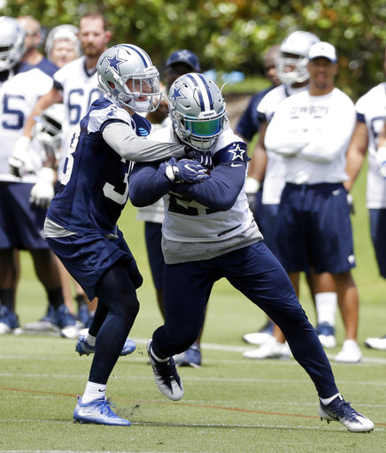 Jeff Heath, Ezekiel Elliott