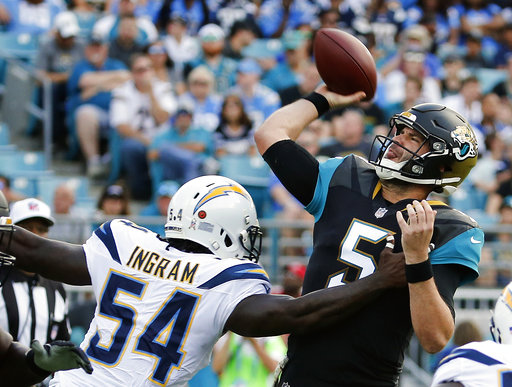Melvin Ingram, Blake Bortles