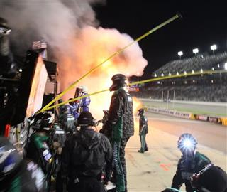 NASCAR Xfinity Richmond Auto Racing