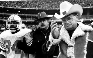 Earl Campbell, Bum Phillips