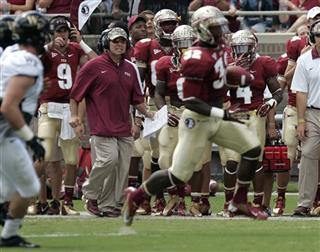 Jimbo Fisher, james Wilder Jr.