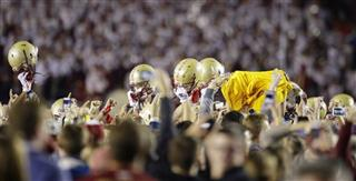 USC Boston College Football