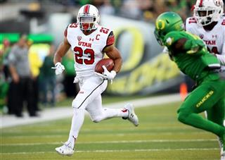 Utah Oregon Football
