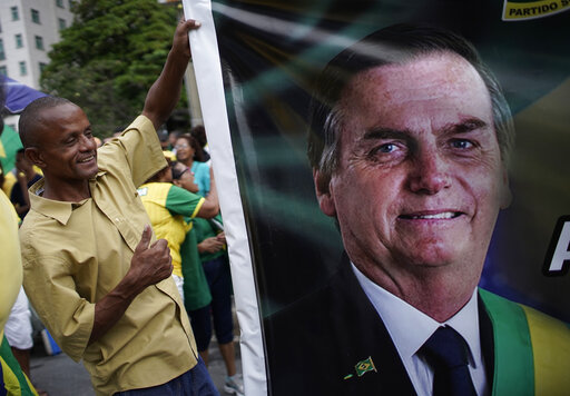 Streets Brazi Take Of Backers com In Bolsonaro Accesswdun Embattled To