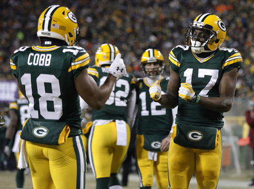 Davante Adams, Randall Cobb