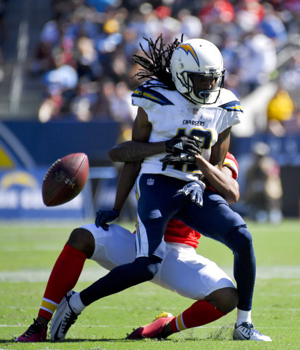 Chiefs Chargers Football