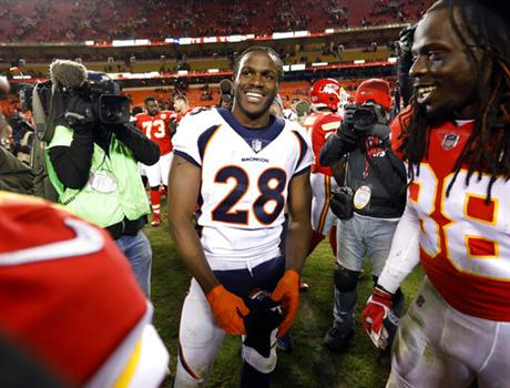 Jamaal Charles, Charcandrick West, Ron Parker