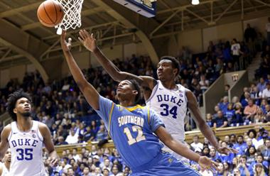 Wendell Carter Jr., Jared Sam