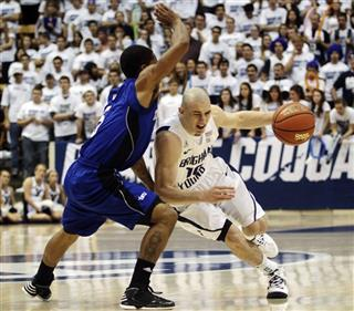 Tennessee St BYU Basketball