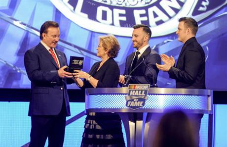 Richard Childress, Judy Childress, Austin Dillon, Ty Dillion
