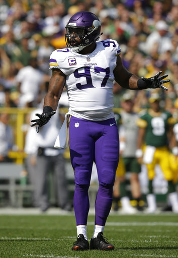 6704c961f Vikings DE Griffen on leave  team concerned about well-being