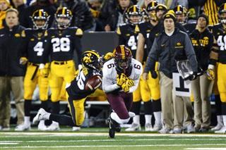 Minnesota Iowa Football