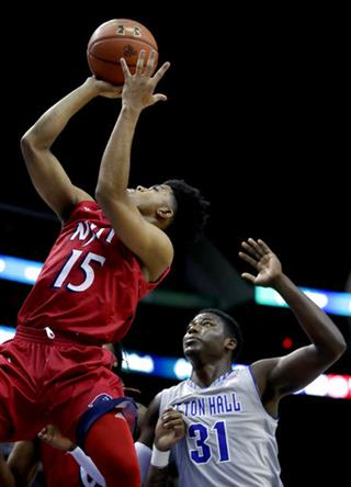 NJIT Seton Hall Basketball