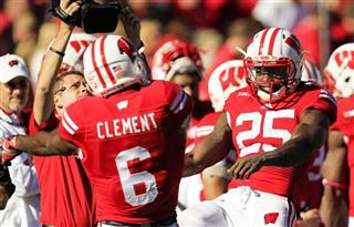 Cory Clement, Melvin Gordon