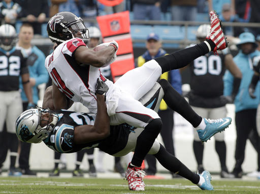 Julio Jones, James Bradberry