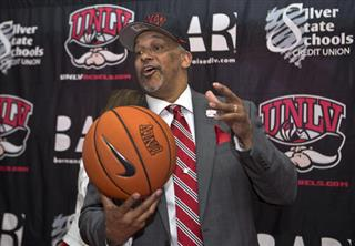 UNLV Preview Basketball