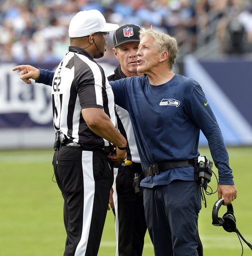 Pete Carroll, Ron Torbert
