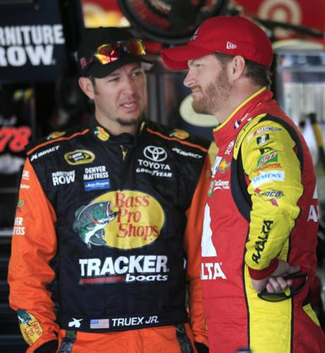 Martin Truex Jr., Dale Earnhardt Jr.