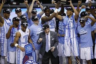 ACC Virginia North Carolina Basketball