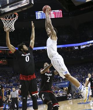 Willie Cauley-Stein, Quadri Moore