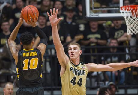 Isaac Haas, Christian Williams