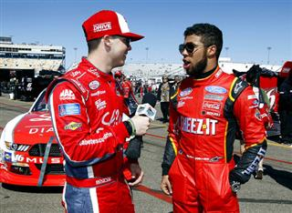 Ryan Reed, Darrell Wallace Jr.