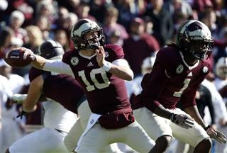 Kyle Allen, Brandon Williams,