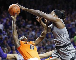 Oklahoma St Kansas St Basketball