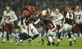 Britain Redskins Bengals Football