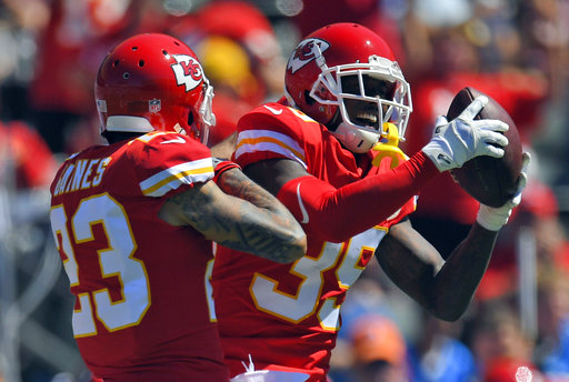 Chiefs The Other DB Football