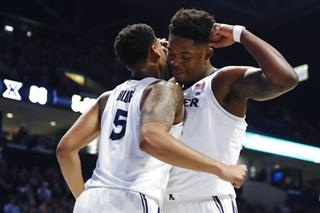 Trevon Bluiett, Tyrique Jones