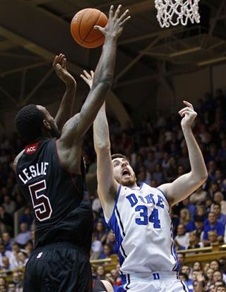 Ryan Kelly, C.J. Leslie