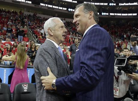 Roy Williams, Mark Gottfried