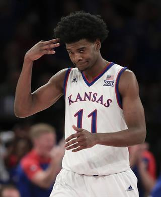 AP All-Big 12 Basketball