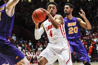 Northern Iowa New Mexico Basketball