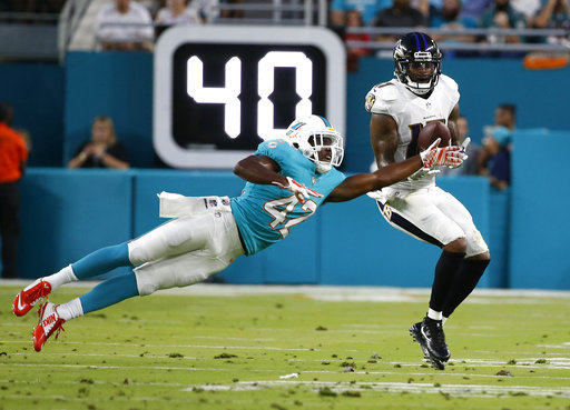 Mike Wallace, Alterraun Verner