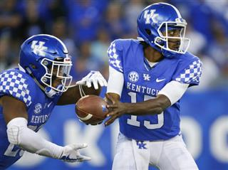 Stephen Johnson, Benny Snell Jr.