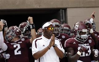 Texas A M On The Road Football