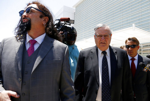 Lawyers to make closing arguments at Arpaio's criminal