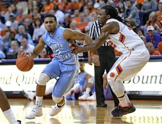 Joel Berry II, Rod Hall