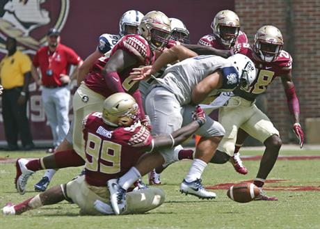 T25 Florida State Defense