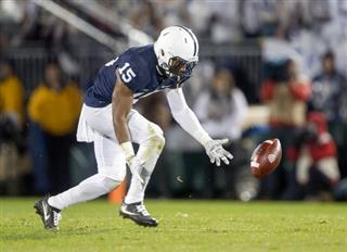 Penn State Haley Football